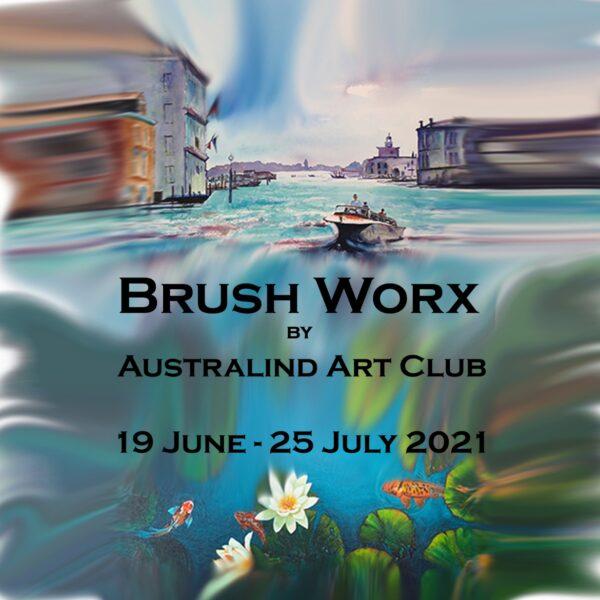 Brush Worx @ Collie Art Gallery